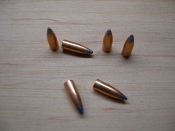 .17 Cal Bullets 26g Soft Point FB 7s